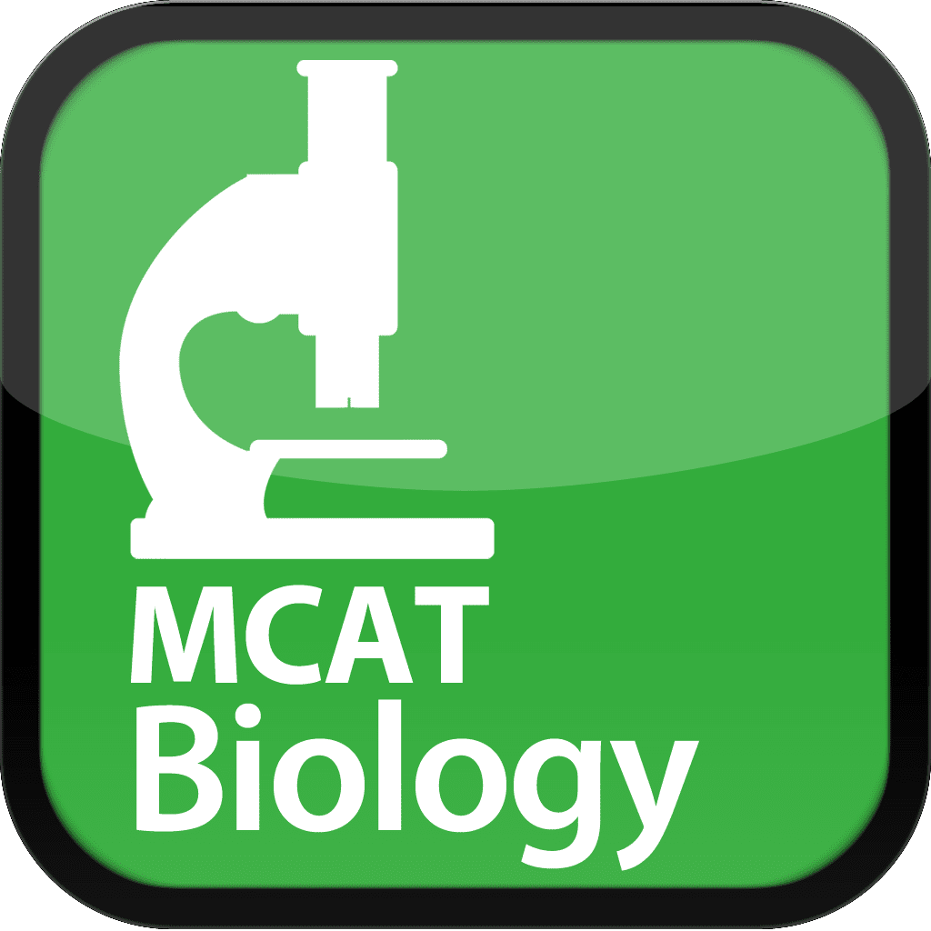 MCAT Biology App by EducareLab for iPhone, iPod Touch and iPad