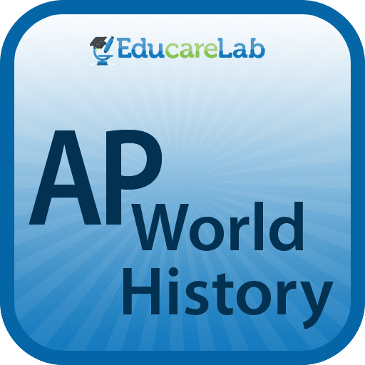 AP World History App by EducareLab for iPhone, iPod Touch and iPad