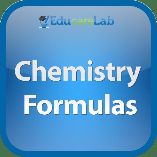Chemistry Formulas App by EducareLab