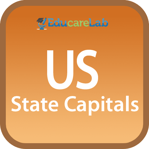 US State Capitals App by EducareLab