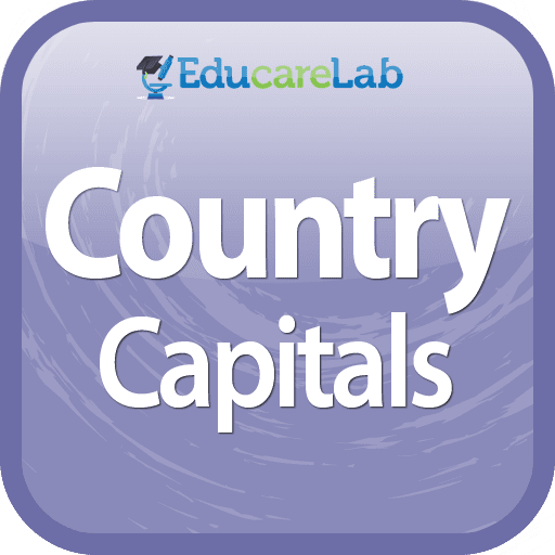 World Country Capitals App by EducareLab for iPhone, iPod Touch and iPad