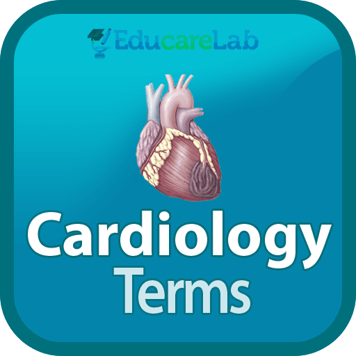 Cardiology Terms App by EducareLab for iPhone, iPod Touch and iPad