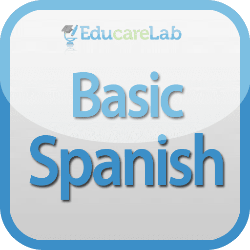 Basic Spanish App by EducareLab for iPhone, iPod Touch and iPad