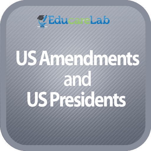 US Amendments and Presidents App by EducareLab