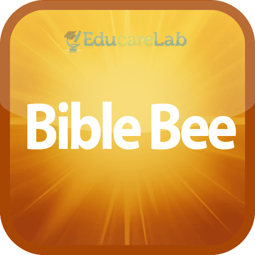 Bible Bee App by EducareLab for iPhone, iPod Touch and iPad