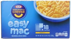 mac and cheese for college students
