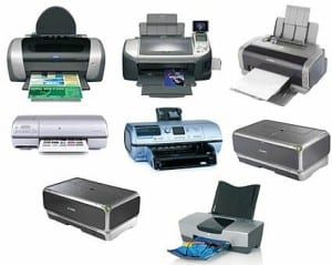Different types of Printers for Macs