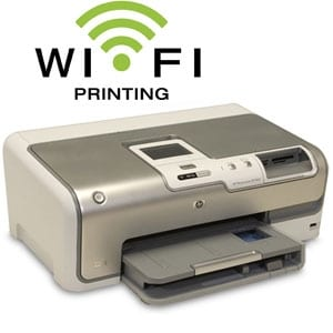 WiFi Printer to keep home or office clutter-free