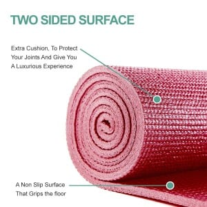 top yoga mat for sweaty hands