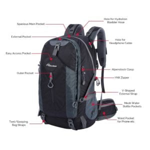 comfort backpacks